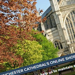 Winchester Cathedral Ecommerce